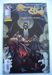 Magdalena vs. Dracula Monster War #1 DF Gold Foil COA Ltd 500